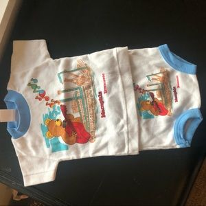 Vintage 6-12 month Memphis Tennessee Baby